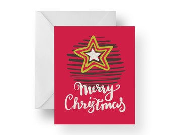 Christmas Cards, Holiday Cards, Christmas Note Cards, Merry Christmas, Christmas stationery