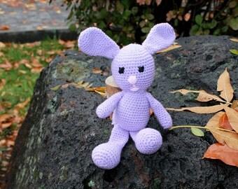 Bunny Rabbit Amigurumi Crochet