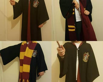 Hogwarts Robe- Available for all houses