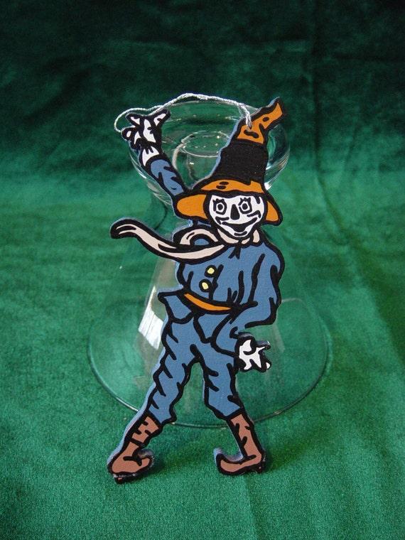 Wizard of Oz Scarecrow Ornament