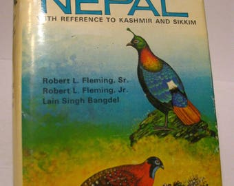 Birds of Nepal: With reference to Kashmir and Sikkim