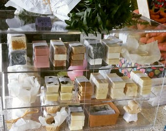 Choose 20 Bars of Olive Oil Soap -w/ FREE Aust. delivery
