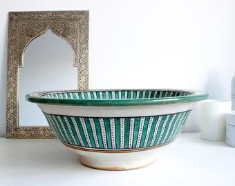 Moroccan Washbasin - Medium