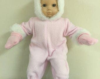 Bitty baby 3 piece snowsuit set