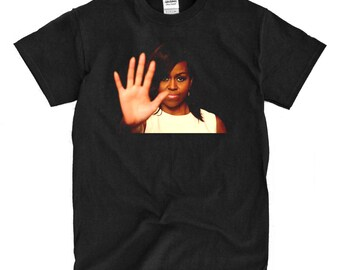 Michelle Obama - Black T-shirt