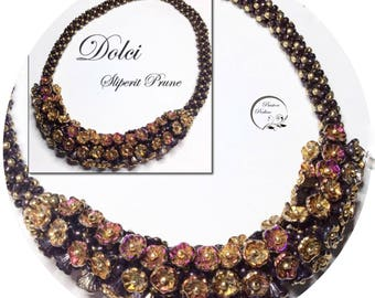 KIT diy necklace DOLCI