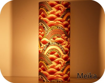Lamp Tube to ask - Japanese fabric
