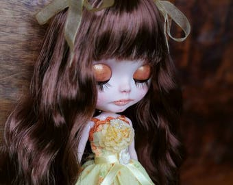 On sale! Custom Blythe doll Ooak Doll - Layaway available