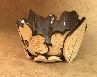 Small Dogwood Bowl 22
