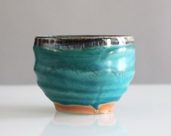 Teacup / coffee ceramic gift turquoise