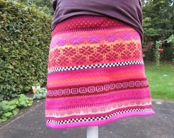Knit skirt Fili Gr. M