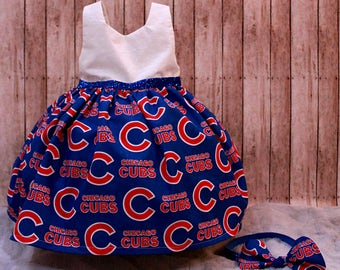 MLB dress (Can be made for any team)