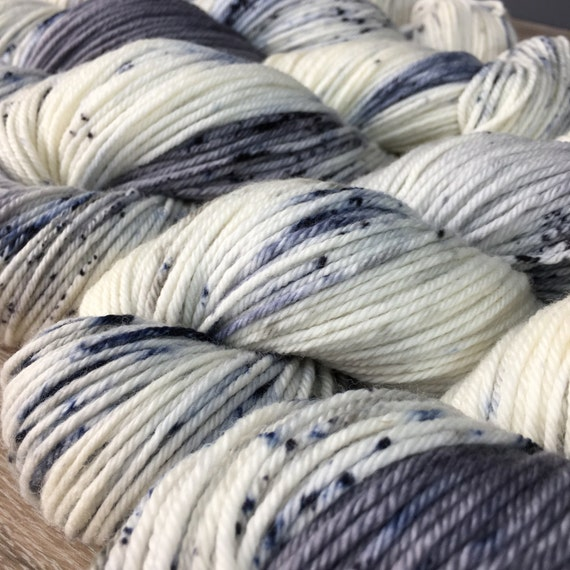 to the moon and back dk or worsted weight speckled hand dyed yarn 100 superwash merino 4 ply. Black Bedroom Furniture Sets. Home Design Ideas