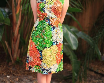Beautiful 1960s Betty Hartford Dress
