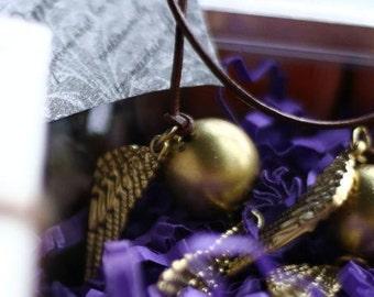 Golden Snitch Bookmark