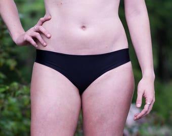 Classic Cheeky Bikini Bottoms- Handmade
