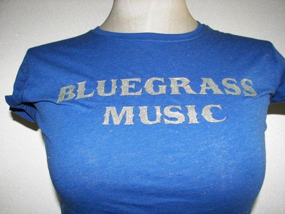 001 Bluegrass Glitter Words (Limited Inventory )
