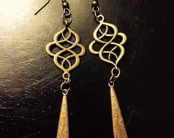 Swing Dance Earrings