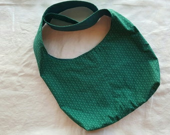 Crossbody Hobo Bag - Teal
