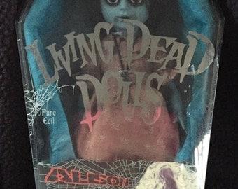 Living Dead Doll Alison Crux