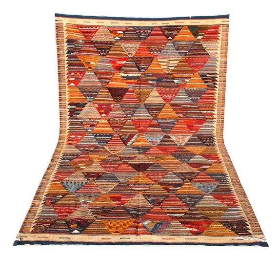 Moroccan Rug Kilim Rug Area Rug Wall Tapestry Carpet