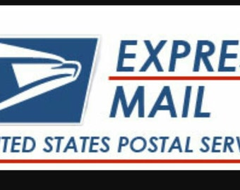 Express shipping 1-2 days