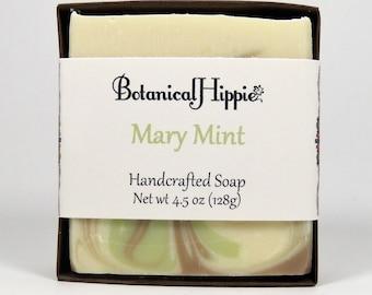 Mary Mint, Handmade Bar Soap