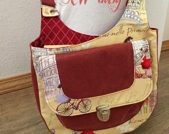 Crossbody Bag, one strap Bag, shoulder bag