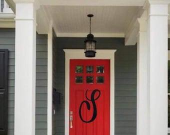 Beautiful Door Initial