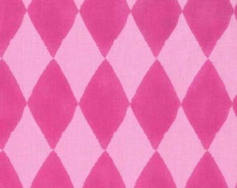 Let's Pretend, Mr. Bear's Harlerquin, raspberry, Sarah Jane, Micheal Miller, Fat Quarter, 1/2 Yard, quilting fabric, dc5829, masquerade