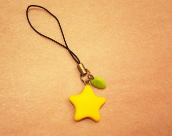 Kingdom Hearts Paopu Fruit Charm