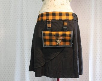 skirt belt pirate steampunk