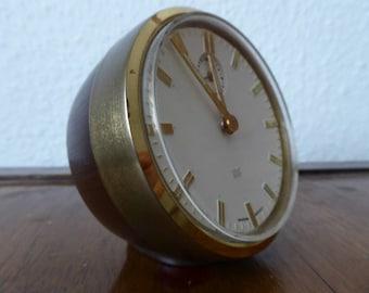 Baduf timer horloge alarm clock works 60s vintage original stuff