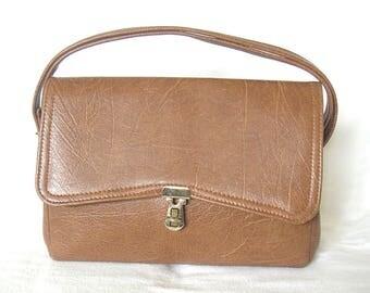 Brown Weymouth American Bag