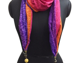 Heavy Markdown on original Price of Dollars 34. All Accessorized stoles/scarves now @ Dollars 25 each