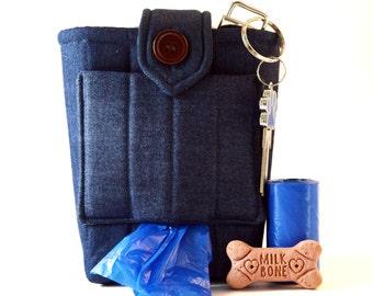 Dog Belt Clip Bag, Belt Bag for Men, Dog treat bag, belt pouch, dog walking bag, dog training pouch, fanny pack bag, poop bag dispenser