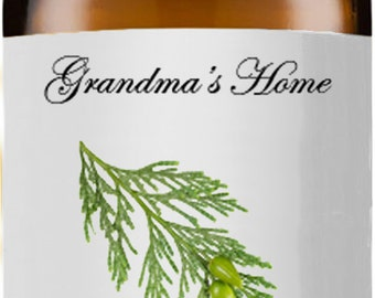Cypress Oil - 5 mL+ - Grandma's Home 100% Pure and Natural Theraputic Aromatherapy Grade Essential Oils
