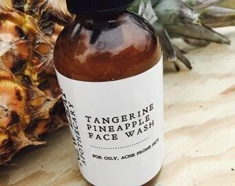 Tangerine Pineapple Face Wash