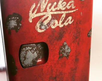 Nuka Cola mini fridge, nuka cola, fallout 4