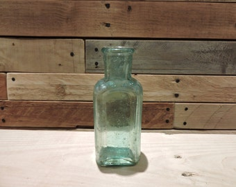 Vintage Ink Bottle, Old Bottle