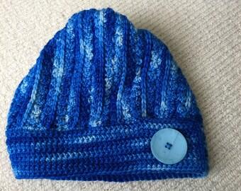 Merino slouchy hat