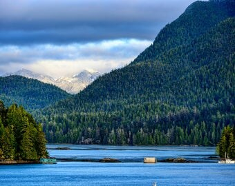 Landscape Photography Lakeside fine art print