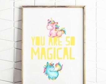 Unicorn Art Etsy