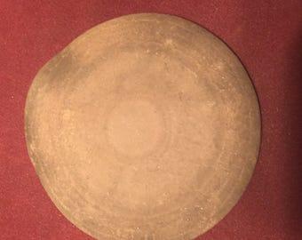 Pre-Columbian Mayan Calendar Sandstone Carved Antiquity  - Rare