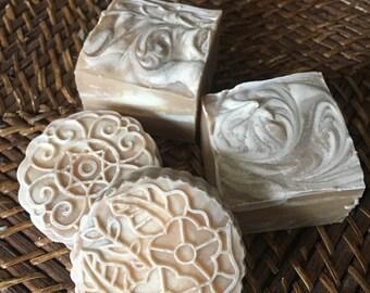 Red Clay Shampoo Bar - 1 - 3 ounce bars available