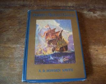 1924 First Printing Porto Bello Gold (Pirate Adventure)