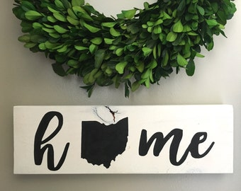 Home with Ohio state ⋅ Made to Order ⋅