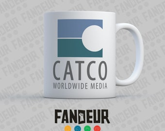 CATCO Worldwide Media Coffee / Tea Mug
