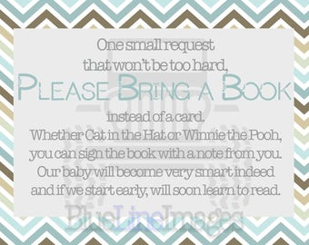 Book Request (color matched to your Jeep Invitations)