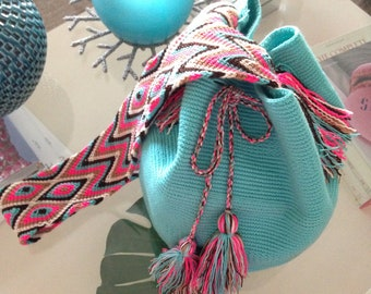 Colombian Hand-Made Mochila Bag